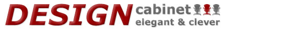 DESIGNcabinet Homepage