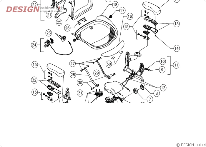 Aeron Chair Parts Chairs Model
