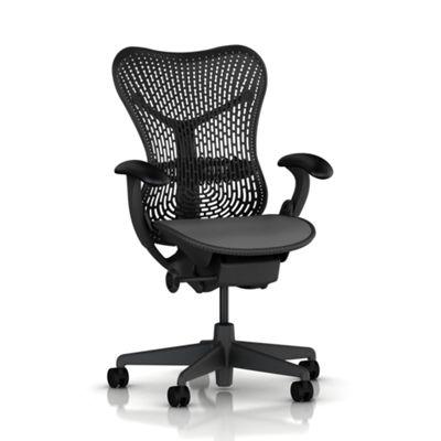 herman miller mirra graphite neu b rostuhl stuhl sofort lieferbar ebay. Black Bedroom Furniture Sets. Home Design Ideas